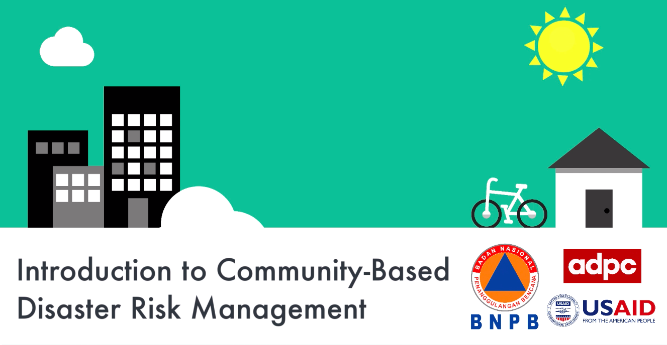 Introduction to Community-Based Disaster Risk Management CBDRM100